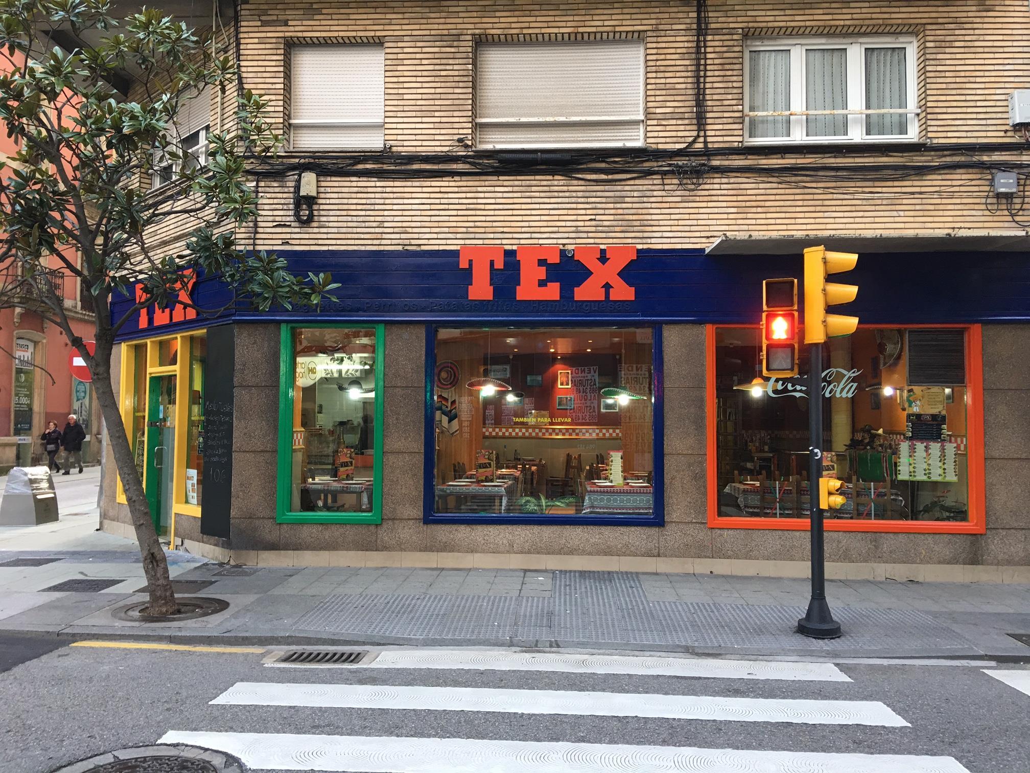 licencia apertura resturante mexicano Tex Gijón