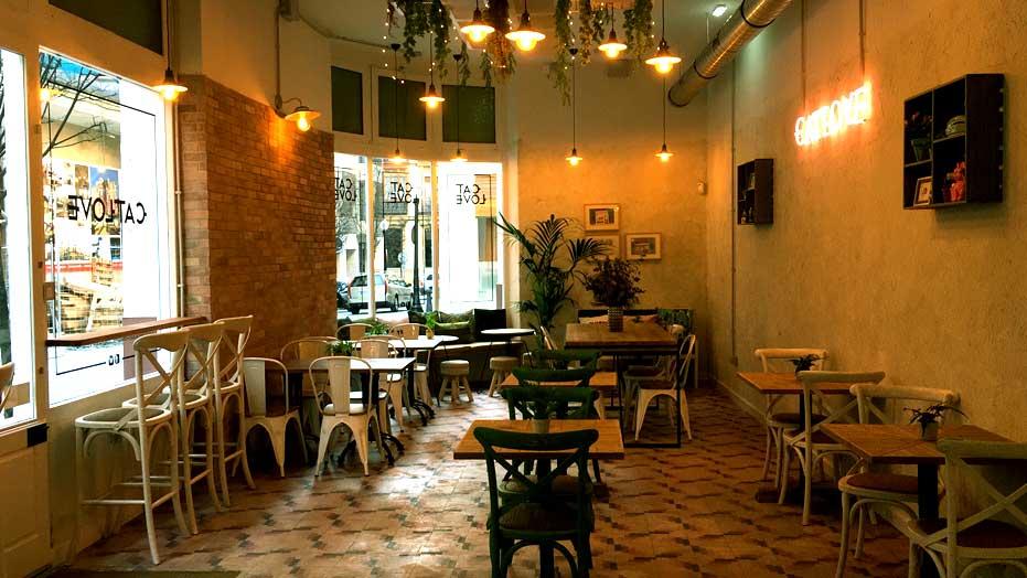 licencia de apertura cafetería Gijón