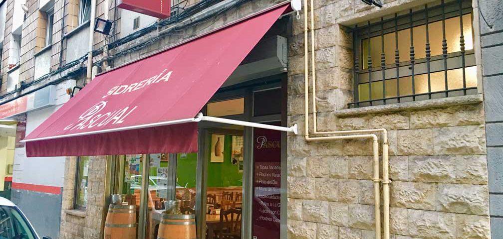 licencia de apertura sidrería Gijón