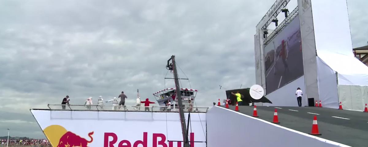RedBull dia de las alas Gijón licencia evento