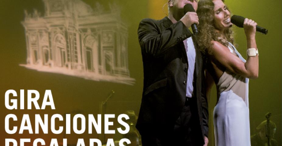 licencia concierto Ana Belén Victor Manuel Gijón