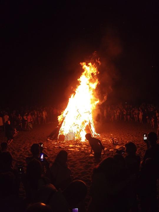 Licencias celebración fiestas San juan de Mareo