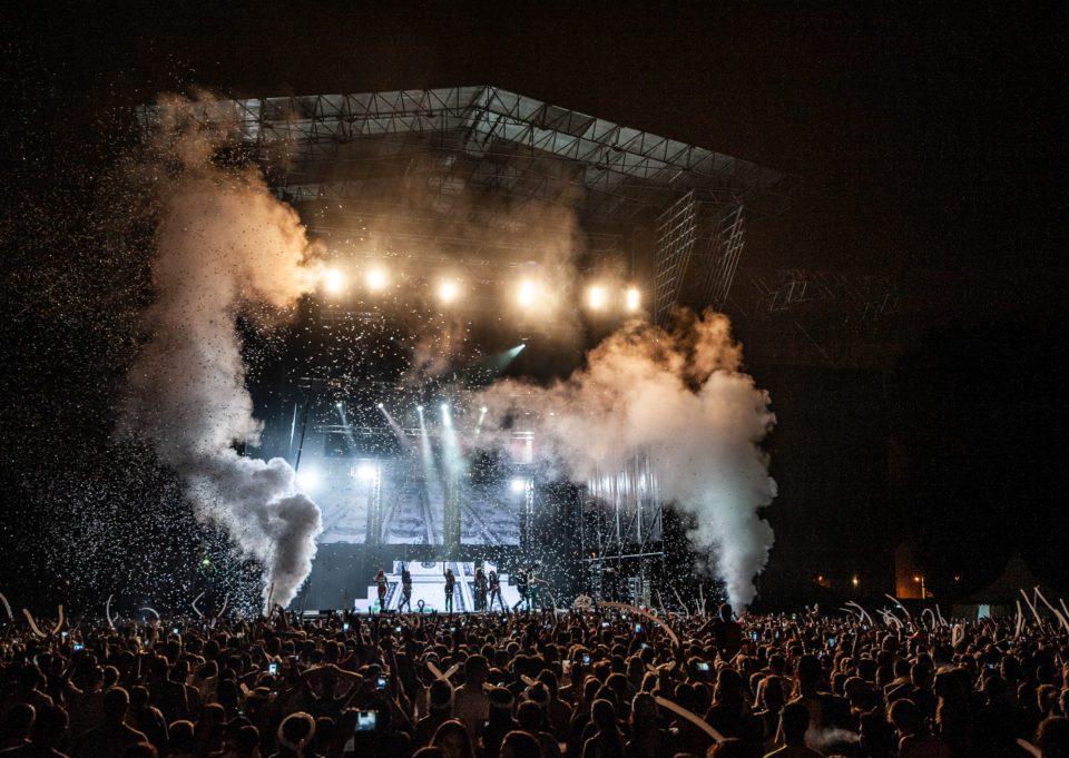 Gijón Festivales Conciertos
